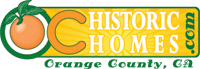 Orange County Historic Homes Logo