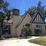 1338 W 9th - Santa Ana, CA | Tudor | Orange County Historic Home