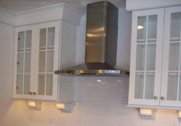 White Subway Kitchen Tile