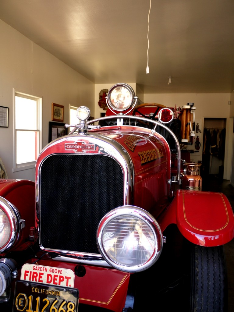 3 Fire Truck - Stanley Ranch Museum & Historic Village